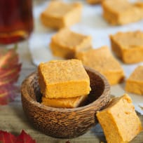 Paleo Pumpkin Pie Fudge Recipe