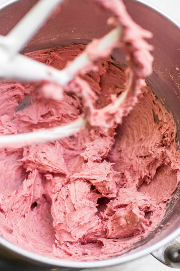 Strawberry Frosting Image