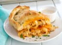 Buffalo Chicken Calzones Recipe