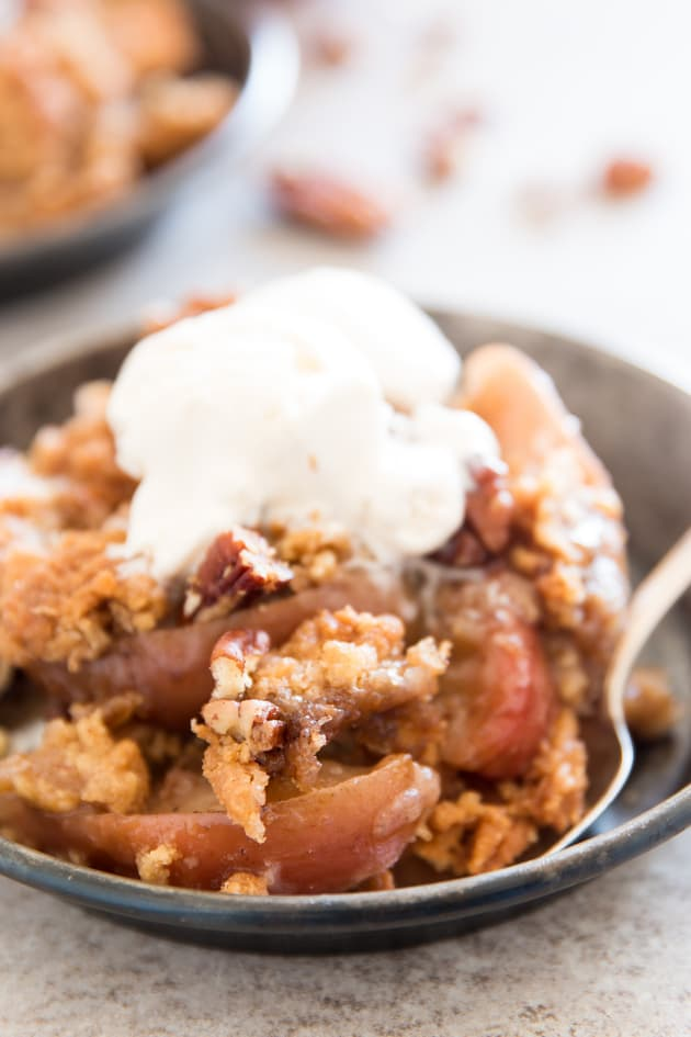 Quick Apple Crisp Image