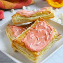 Orange Creamsicle Poptarts Recipe