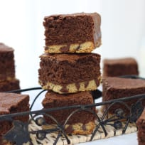 Chocolate Chip Shortbread Brownie Recipe