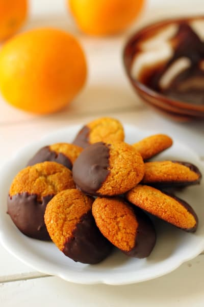 Gluten Free Chocolate Cookies Picture