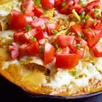 Nacho Chicken Dip Recipe
