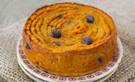 Mini Pumpkin & Chocolate Chip Cakes Recipe