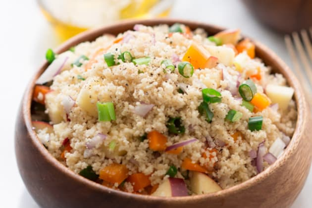 Easy Couscous Salad Photo