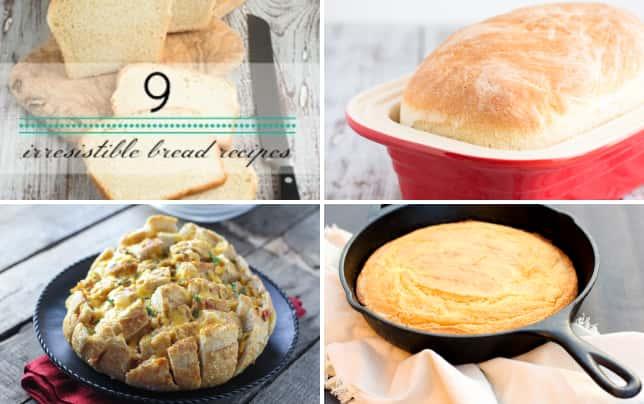 9 bread recipes to bake today 9 bread recipes to bake today