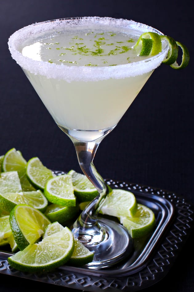 Lime Drop Martini Image