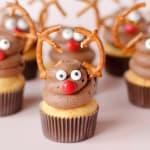 Reindeer Cupcakes Photo