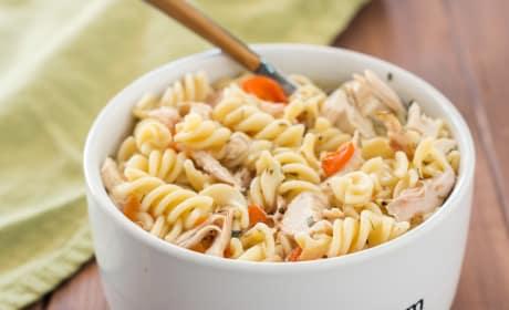 即食无麸鸡汤面配方