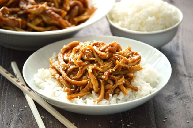 Crock Pot Teriyaki Chicken Image