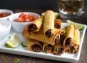 Bean and Cheese Taquitos Recipe