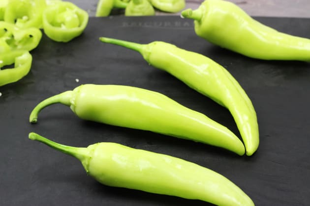 Pickled Banana Peppers Picture