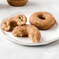 Baked Churro Doughnuts Recipe