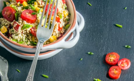 Quinoa Avocado Salad Picture