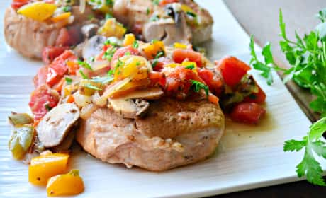 Skillet Pork Chops Recipe