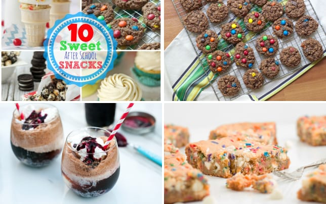Smart and sweet 10 after school snacks smart and sweet 10 after school snacks