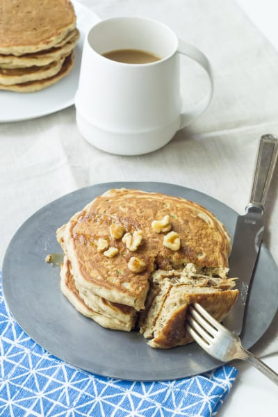 Zucchini Bread Pancakes Pic