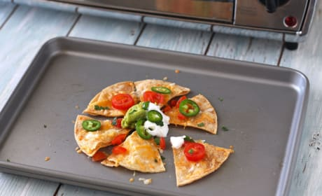 Nachos for One Recipe