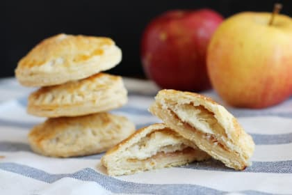 Apple Pie Cookies: Handheld Genius