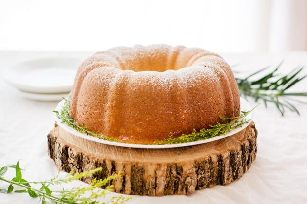Cream Cheese Bundt Cake Photo