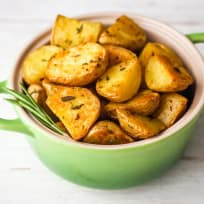 Toaster Oven Rosemary Potatoes Recipe