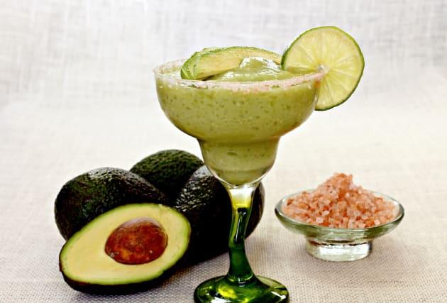 Avocado Margarita Photo