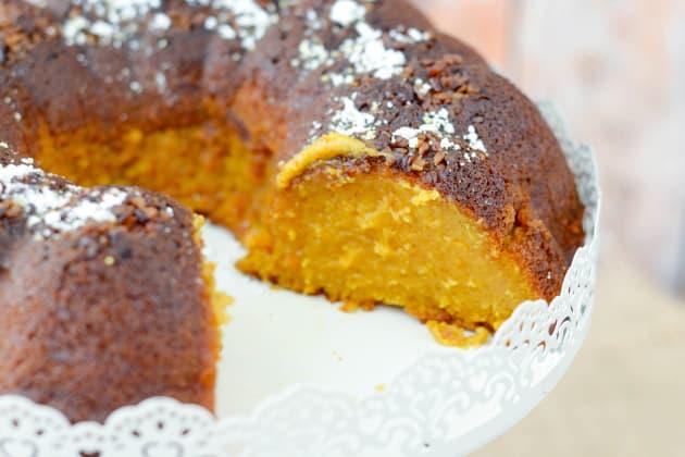 Gluten Free Pumpkin Pie Cake Image