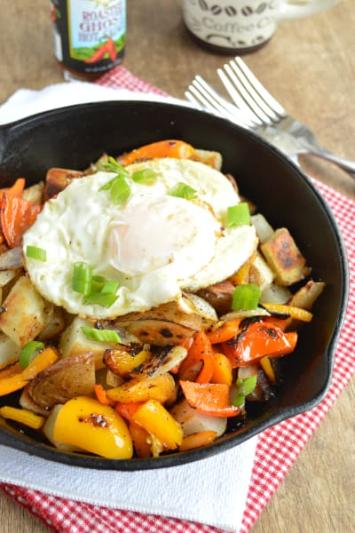 Easy Potato Breakfast Skillet Picture