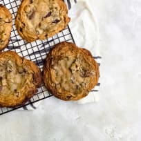 Bouchon Bakery Chocolate Chunk Cookies Recipe