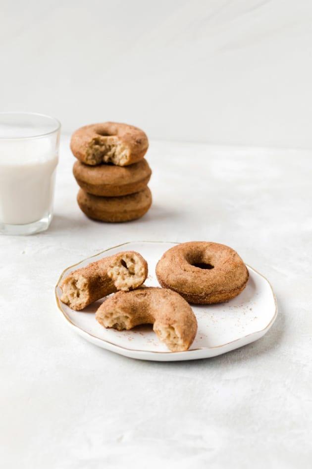 Baked Churro Doughnuts Pic