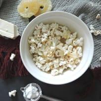 Pinacolada popcorn