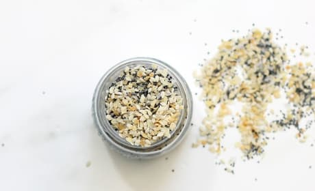 Everything But The Bagel Seasoning Recipe
