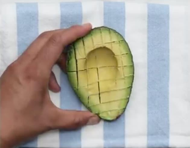 Slice an Avocado