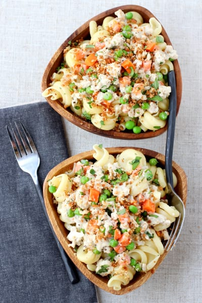 Pasta with Creamy Turkey Bolognese Image