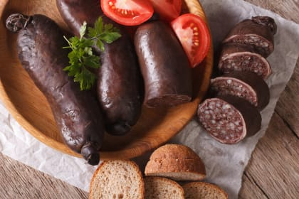 Blood sausage in Spanish