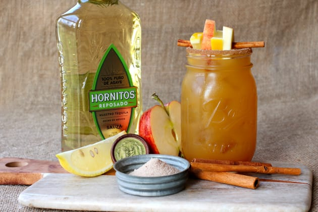 Apple Cider Margarita Photo