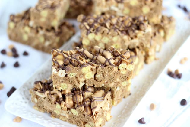Reese's Puffs Cereal Bars Image