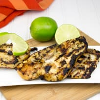 Margarita Grilled Chicken Recipe