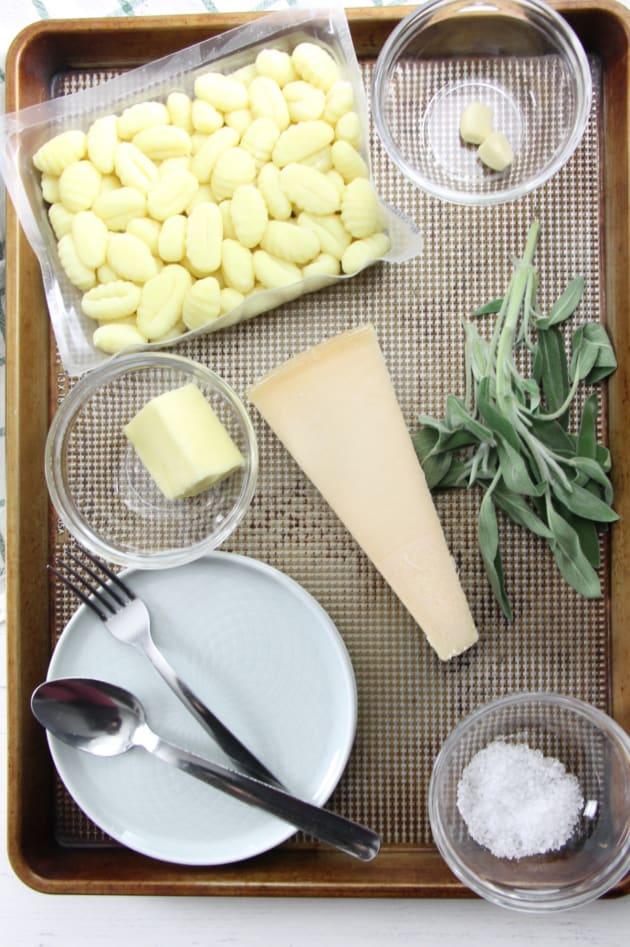 Sage Butter Gnocchi Picture