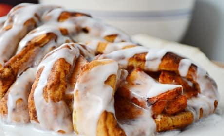 Apple Cinnamon Breakfast Bread Recipe