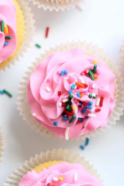 homemade grocery store frosting recipe food fanatic