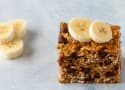 Chocolate Chip Banana Oatmeal Bars Recipe