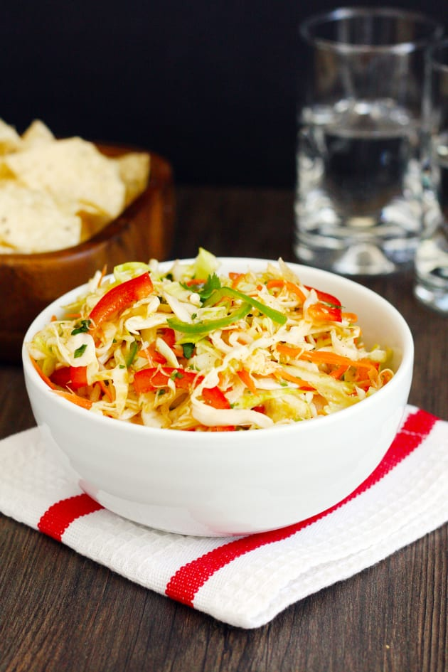 Mexican Coleslaw Picture