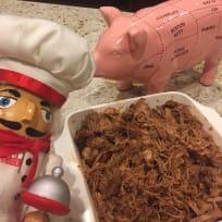 Juicy Smoked Pulled Pork