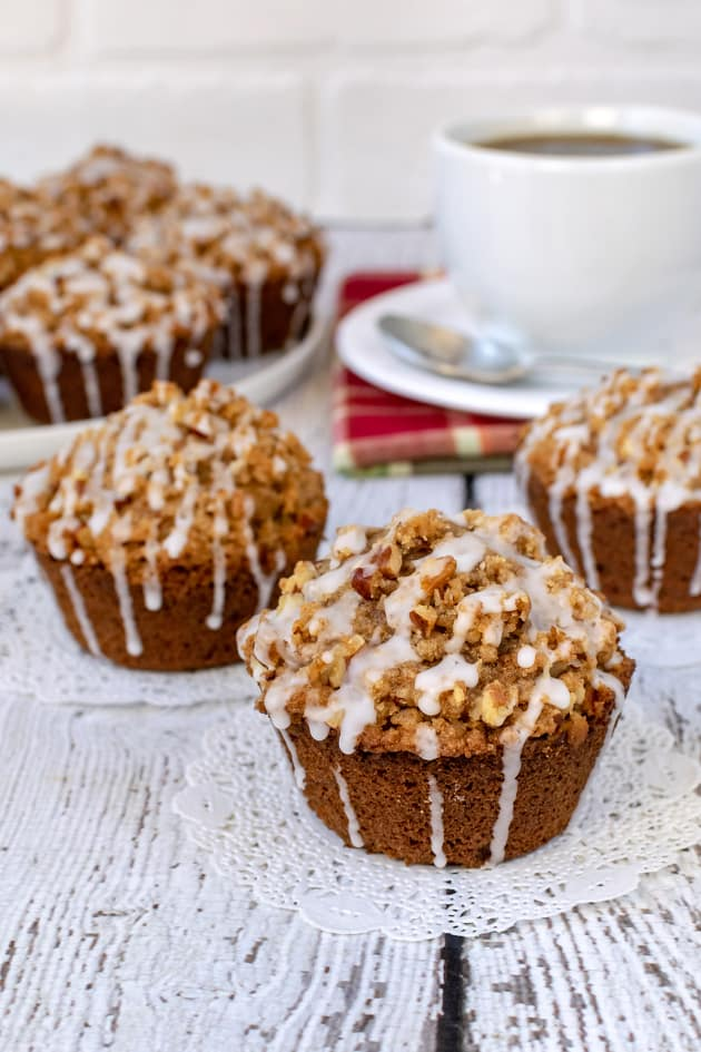 Apple Pecan Streusel Muffins Picture
