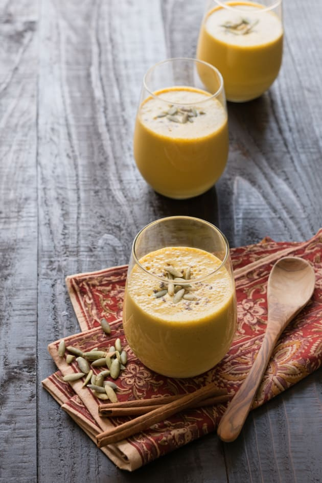 Pumpkin Lassi Picture