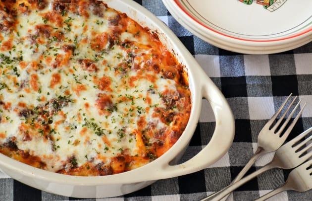 Tortellini Bake Image
