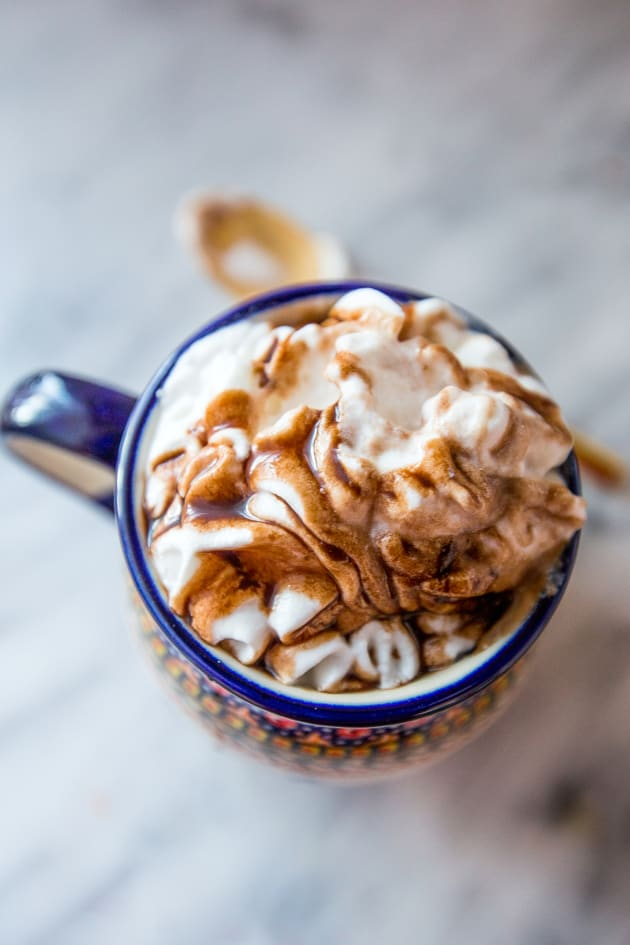 Spiked Mocha Latte Picture