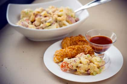 Healthy Potato Salad: Barbecue Side Dish Extraordinaire